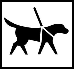 Avustavat koirat sallittu